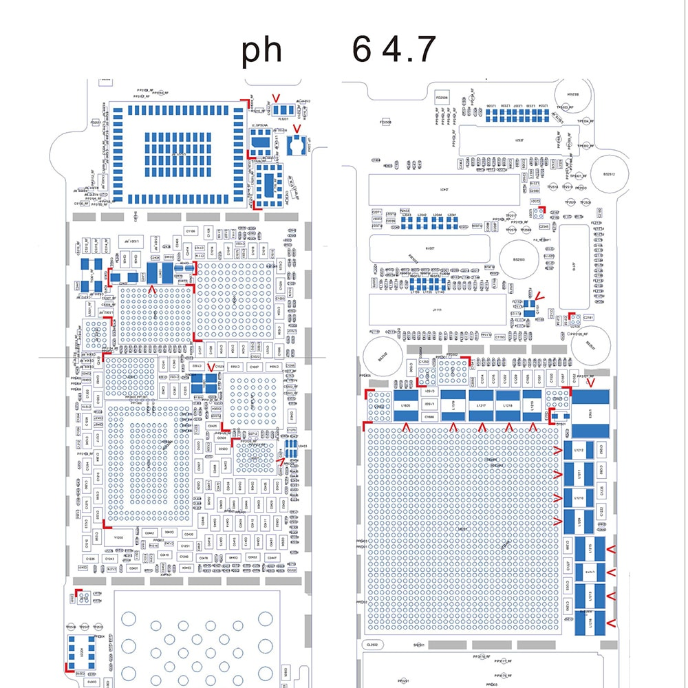 iphone 4 parts schematic  iphone  free engine image for