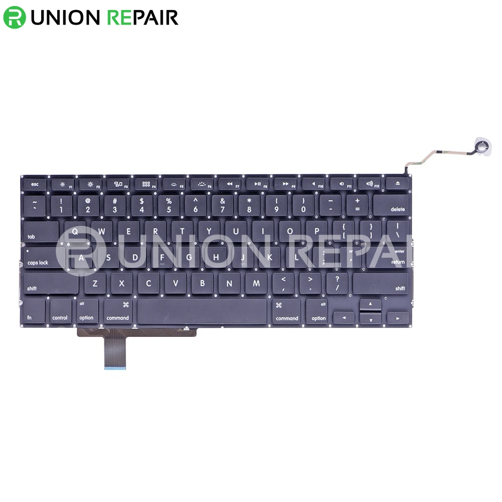 Keyboard  Us English  For Macbook Pro 17 U0026quot  Unibody A1297  Early 2009
