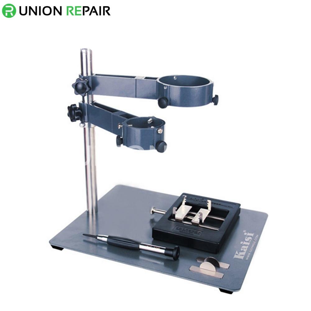laptop bga rework reballing station hot air gun clamp holder f 204 kaisi. Black Bedroom Furniture Sets. Home Design Ideas