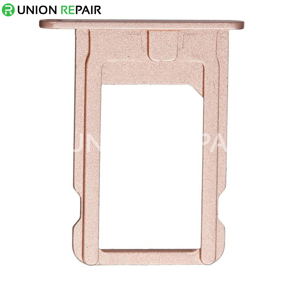 replacement for iphone se sim card tray rose. Black Bedroom Furniture Sets. Home Design Ideas