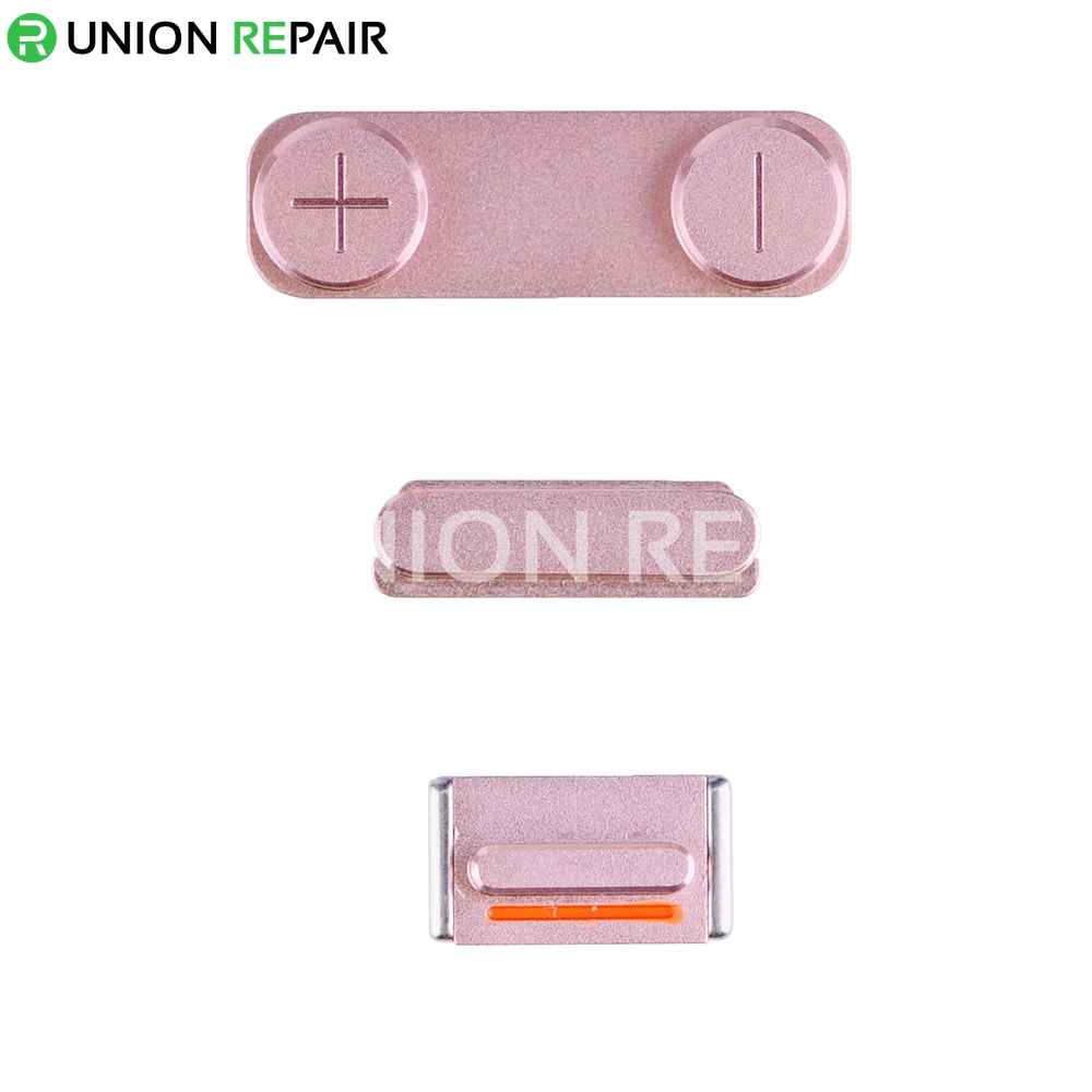 replacement for iphone se side buttons set