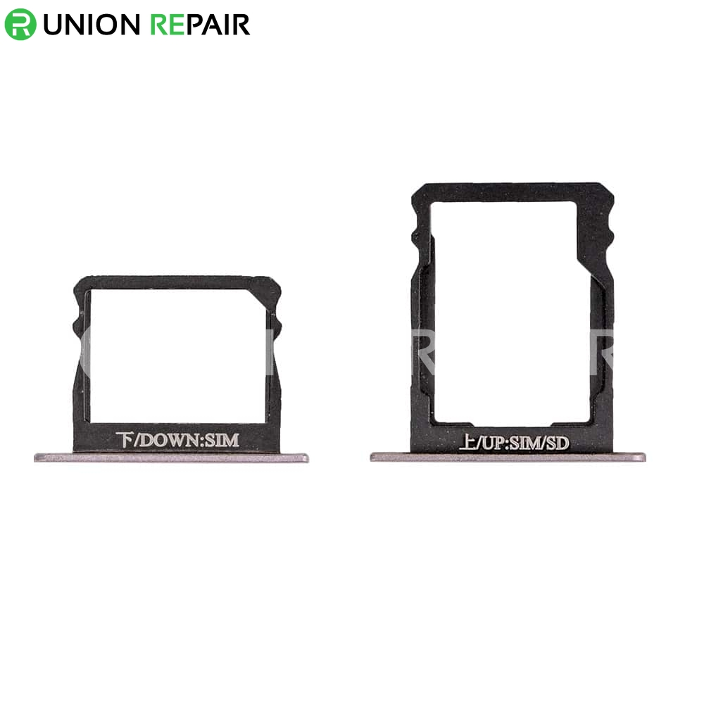replacement for huawei p8 double sim card tray