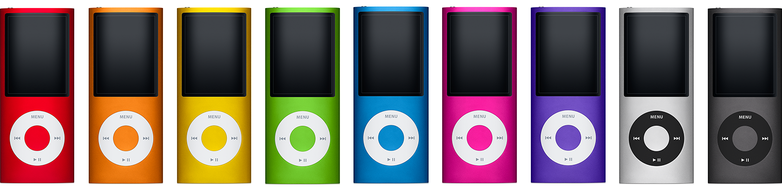 the ipod Find your perfect beat with an ipod touch, ipod nano or ipod shuffle if you're looking for a new way to listen to music, check out our fantastic range of ipods stylish, compact and easy-to-use, the ipod revolutionised the way the world listened to music.