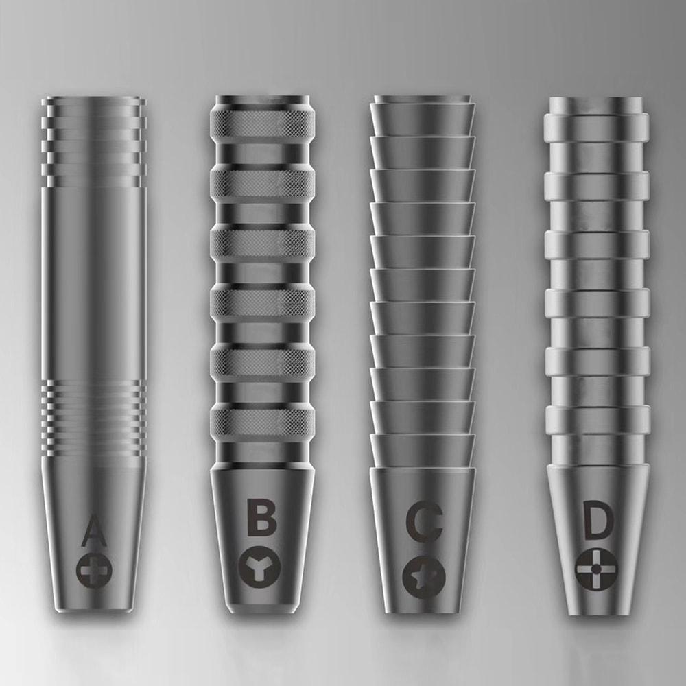 Upmarket 0.8mm P2 Pentalobe QianLi 3D Screwdriver #SHAPUS S002