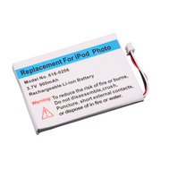 Replacement For iPod Photo Battery