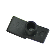 Replacement For iPhone 4 CDMA MIC Anti-dust Mesh with Bracket