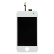 Replacement for iPod Touch 4th Gen LCD with digitizer White