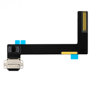 Replacement for iPad Air 2 Dock Connector Flex Cable - Black