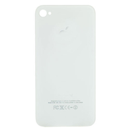 Replacement For iPhone 4 Back Glass Black
