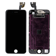 Replacement for iPhone 6 LCD Screen Full Assembly without Home Button - Black
