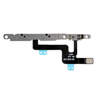 Replacement for iPhone 6 Volume Button Flex Cable with Metal Bracket Assembly