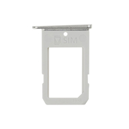 Replacement for Samsung Galaxy S6 Edge Series SIM Card Tray - Silver