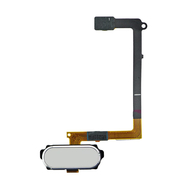 Replacement for Samsung Galaxy S6 Home Button Flex Cable - White