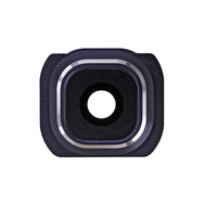 Replacement for Samsung Galaxy S6 Series Camera Lens and Bezel - Sapphire