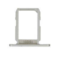 Replacement for Samsung Galaxy S6 SM-G920 SIM Card Tray - Silver