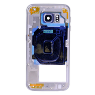 Replacement for Samsung Galaxy S6 G920F Rear Housing Assembly - Grey