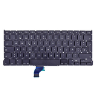 """Keyboard (Spanish) for MacBook Pro 13"""" Retina A1502 (Late 2013-Early 2015)"""