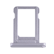 """Replacement for iPad Mini 4/Pro 9.7"""" 12.9"""" SIM Card Tray - Silver"""