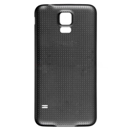 Replacement for Samsung Galaxy S5 Battery Door Replacement with Water-proof Gasket - Black