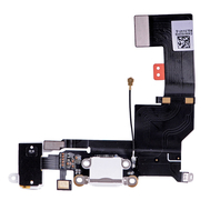 Replacement for iPhone SE Charging Port Flex Cable Ribbon - White