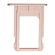 Replacement for iPhone SE SIM Card Tray - Rose