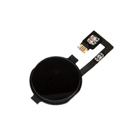 Replacement For iPhone 4 Black Home Button With Flex Cable