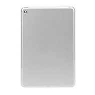 Replacement for iPad mini 3 Silver Back Cover - WiFi Version