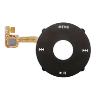 Replacement For iPod Classic Click Wheel Black
