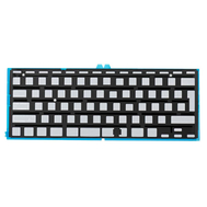 """Keyboard Backlight (British English) for Macbook Air 11"""" A1370 A1465 (Mid 2011-Early 2015)"""
