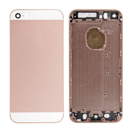 Replacement for iPhone SE Back Cover - Rose