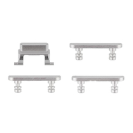 Replacement for iPhone 7 Side Buttons Set - Silver