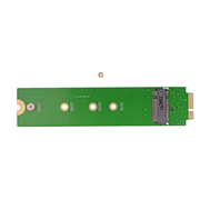 M.2 NGFF SSD Adapter to Macbook Air A1369 A1370 (Late 2010,Mid 2011)