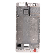 Replacement for Huawei P9 Plus Front Housing LCD Frame Bezel Plate - White