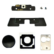 Replacement for iPad 2 Digitizer Mounting Kit with Black Button