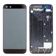 Replacement for iPhone 5 Back Cover Black