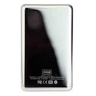 Replacement For iPod Video 80GB Rear Panel Back Cover