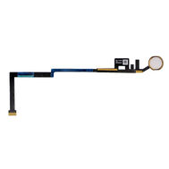 Replacement for 2017 New iPad 5 Home Button Assembly with Flex Cable Ribbon - Gold