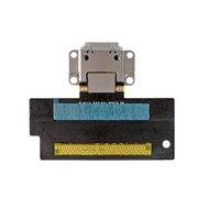 "Replacement for iPad Pro 10.5"" Charging Connector Flex Cable - Black"