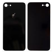 Replacement for iPhone 8 Back Cover - Black