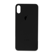 Replacement for iPhone X Back Cover - Black