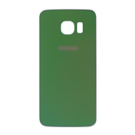 Replacement for Samsung Galaxy S6 Edge SM-G925 Battery Door With Adhesive - Green