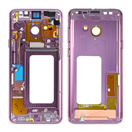 Replacement for Samsung Galaxy S9 Plus SM-G965 Rear Housing Frame - Purple