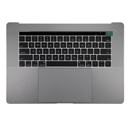 """Space Gray Upper Case Assembly (US English) for Macbook Pro Retina 15"""" A1707 (Late 2016)"""