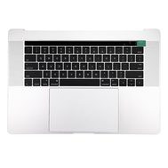 """Silver Upper Case Assembly (US English) for Macbook Pro Retina 15"""" A1707 (Late 2016)"""
