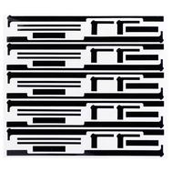 Replacement for iPad Mini Screen Adhesive Sticker Black