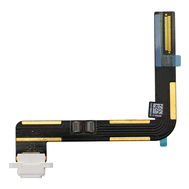 Replacement for iPad Air Dock Connector Flex Cable - White