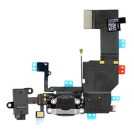 Replacement for iPhone 5C Dock Connector Flex Cable Black
