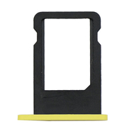 Replacement For iPhone 5C SIM Tray - Yellow