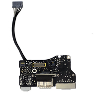 """I/O Board (MagSafe 2, USB, Audio) for MacBook Air 13"""" A1466 (Mid 2013-Early 2015)"""