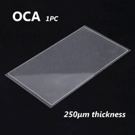 1PC OCA Optical Clear Adhesive for iPhone 6 Plus 5.5-inch  LCD Digitizer, Thickness: 0.25mm